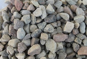 Crushed stone 8-16 mm