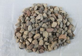 Crushed stone, 8-16 mm