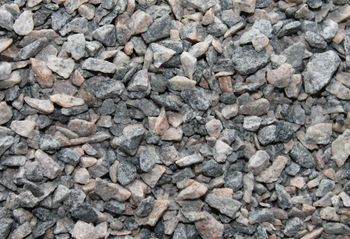 Crushed granite 2-5 mm